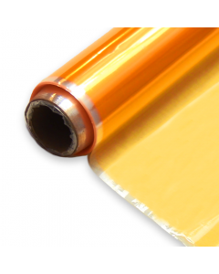 Rolls - 10'' x 100' - Amber Transparent Colors