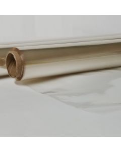 "Compostable Cellophane Rolls - 19"" x 500'  x 1Roll"