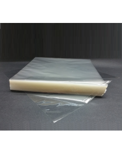 Sheets - 10'' x 12'' - Clear - 1 mil