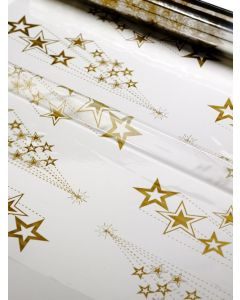 Sheets - 9'' x 9'' - Designs - Gold Stars