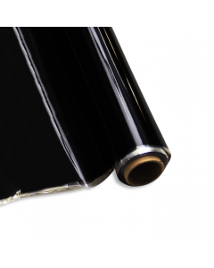 Rolls - 10'' x 100' - Black Transparent Colors