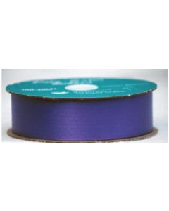 Poly Embossed Ribbon - 3/4'' x 100yd. - Purple