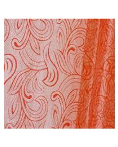 Sheets - 30'' x 40'' - Organza cello lace - Red
