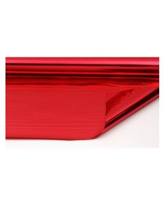 Rolls - 30'' x 1000' - Metallized 2 sides - Red and Red