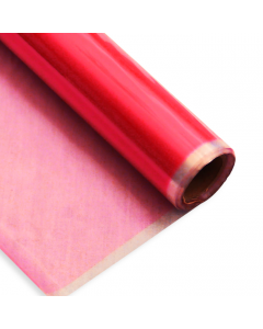 Rolls - 40'' x 100' - Pink Transparent Color